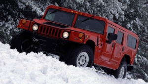 Hummer H1 HD Wallpaper