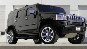 Hummer H2 HD Wallpaper