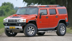 Hummer H2 Pictures