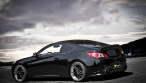 Hyundai Genesis Coupe High Definition Wallpapers