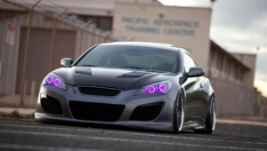 Hyundai Genesis Coupe High Quality Wallpapers