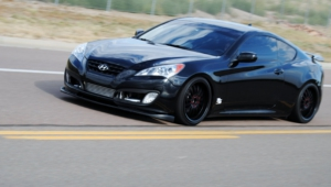 Hyundai Genesis Coupe Images