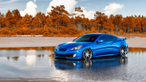 Hyundai Genesis Coupe Pictures