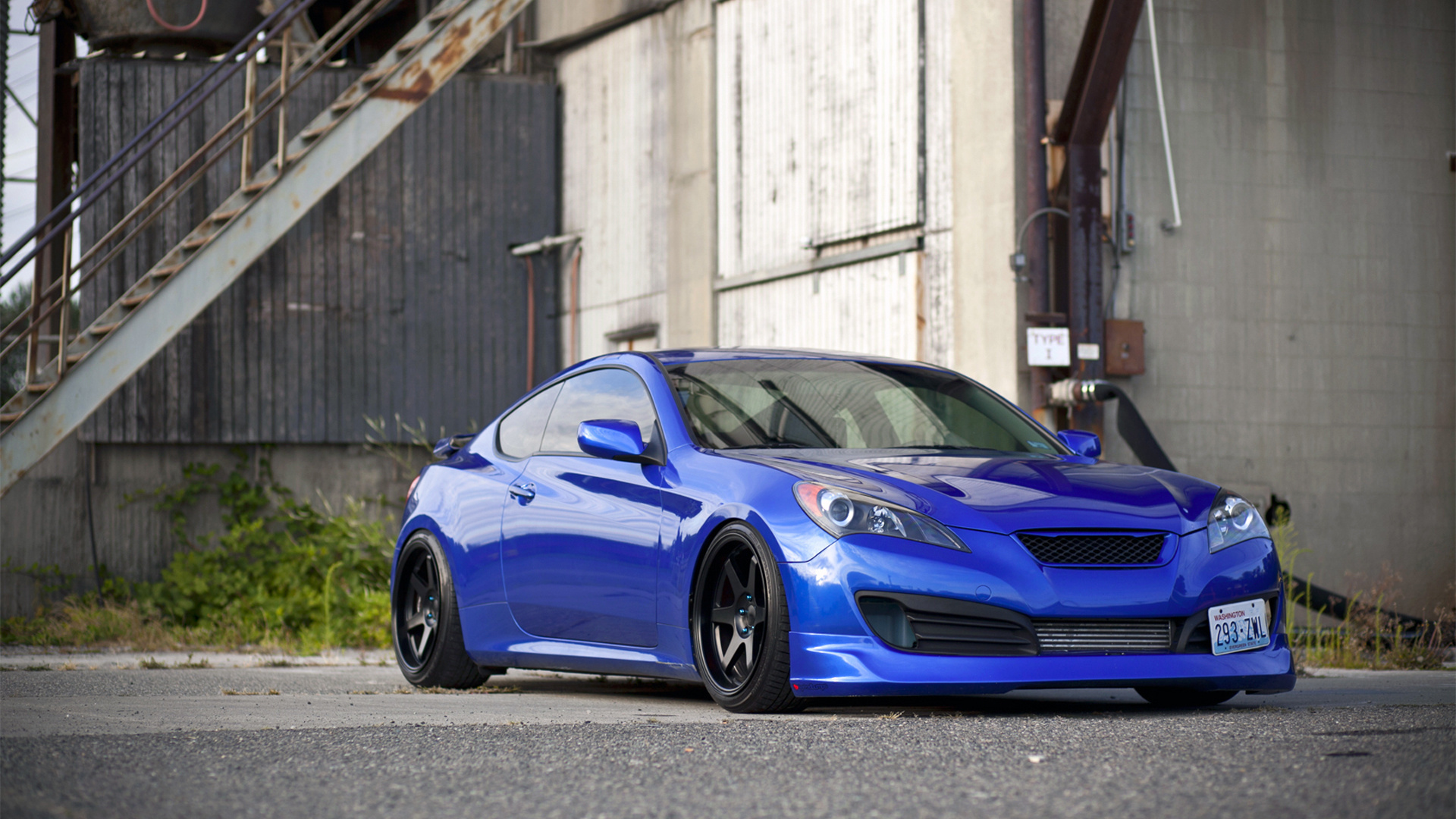Hyundai Genesis Coupe Wallpaper