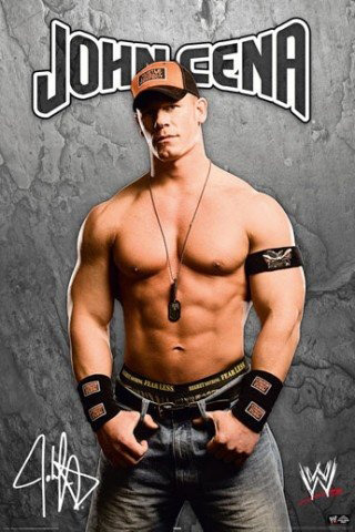 John Cena HD Iphone