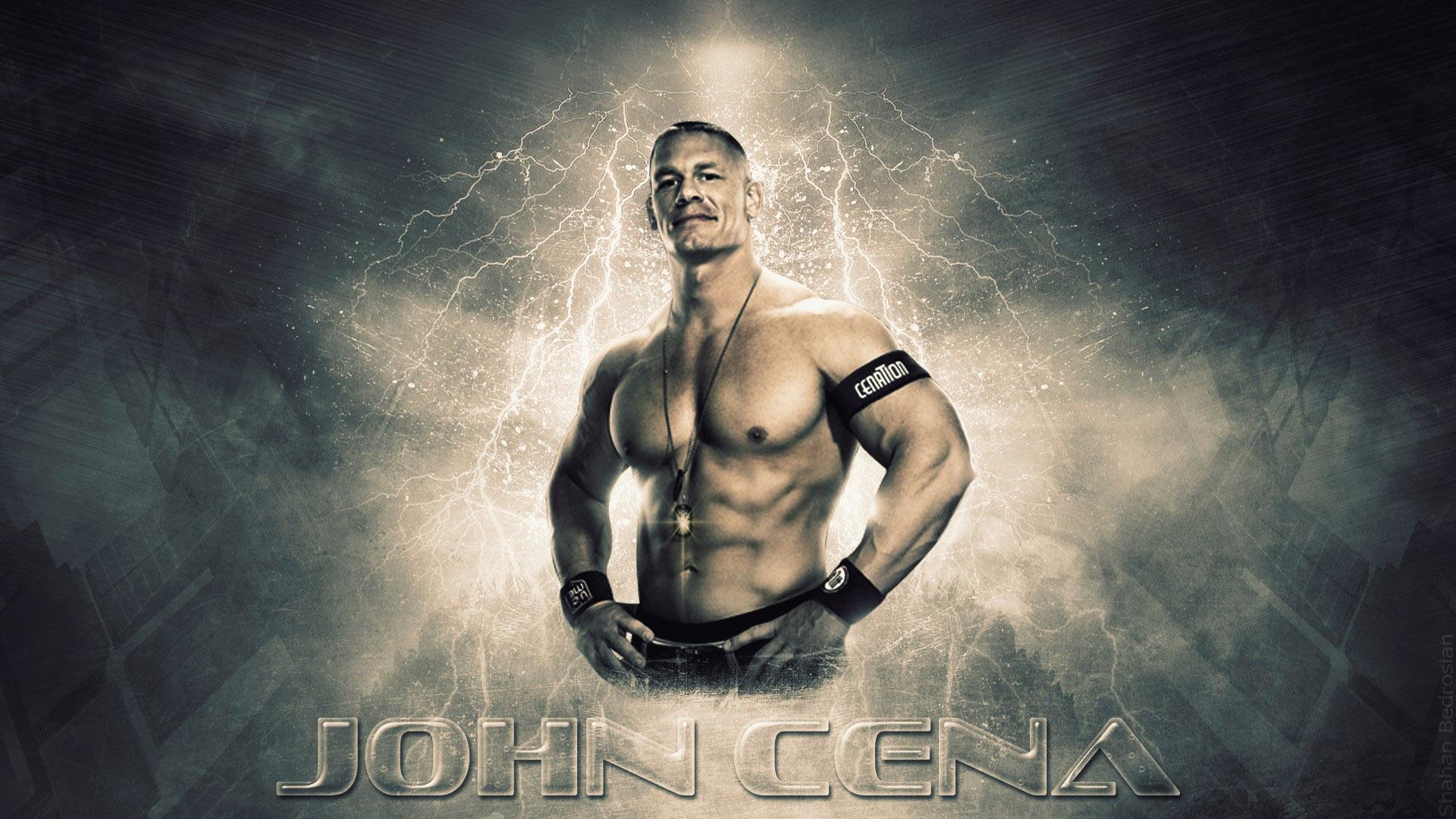 John Cena Poster