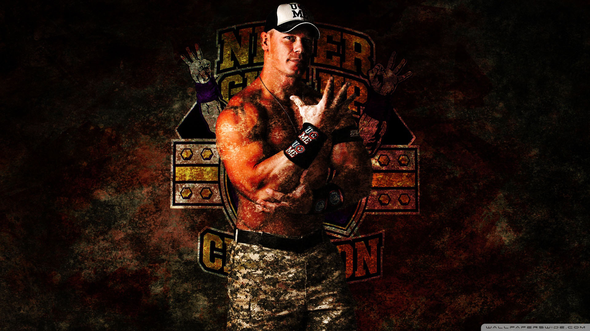 John Cena Wallpaper For Laptop