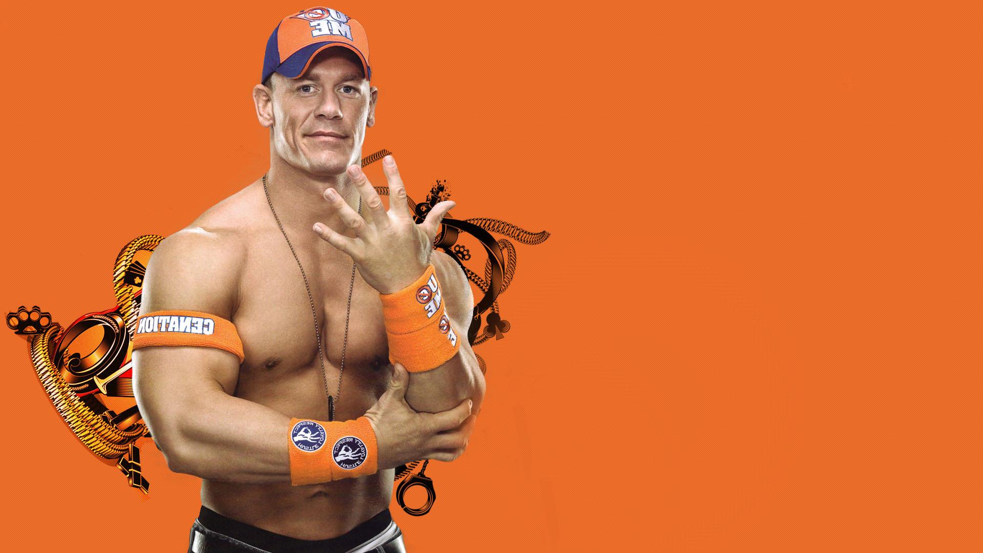 John Cena Widescreen