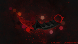 Karambit Crimson Web Screenshots