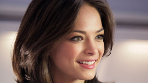 Kristin Kreuk HD Background