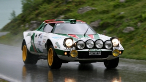 Lancia Stratos Wallpapers