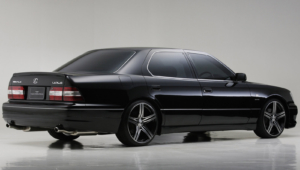 Lexus LS 400 Wallpapers HD