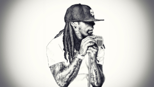 Lil Wayne Sexy Wallpapers