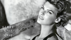 Linda Evangelista Background