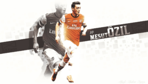 Mesut Ozil Desktop Wallpaper