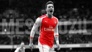 Mesut Ozil HD Background