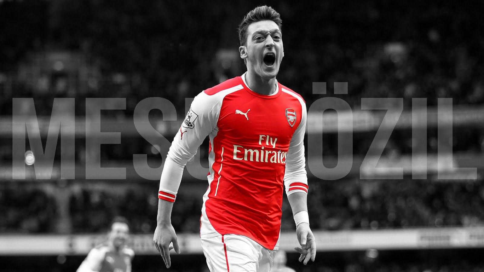 Mesut Ozil HD Background