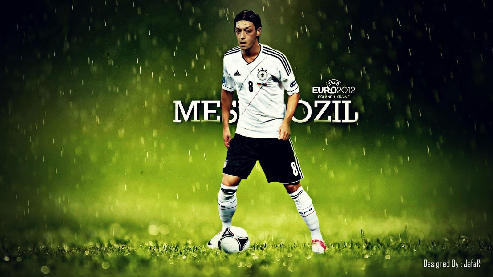Mesut Ozil Sexy Wallpapers