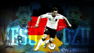 Mesut Ozil Wallpaper For Laptop