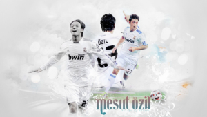 Mesut Ozil For Desktop