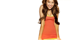Miley Cyrus Widescreen