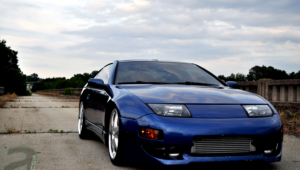 Nissan 300ZX HD Wallpaper