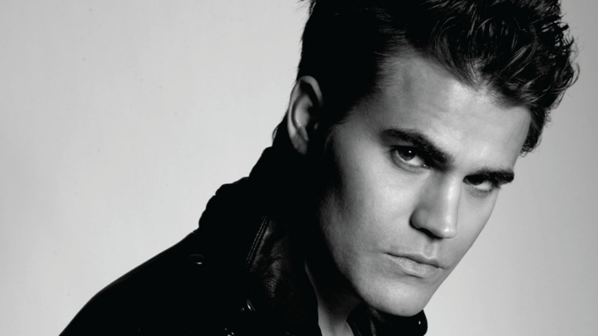 Paul Wesley Wallpapers...