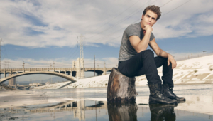 Paul Wesley Widescreen