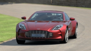 Pictures Of Aston Martin One 77