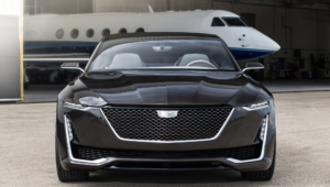 Pictures Of Cadillac Escala