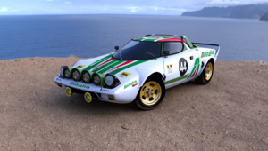 Pictures Of Lancia Stratos