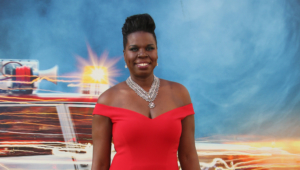 Pictures Of Leslie Jones