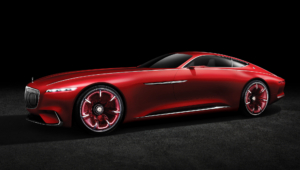 Pictures Of Vision Mercedes Maybach 6