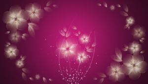 Pink Abstract HD Background