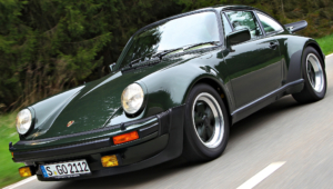 Porsche 930 4K
