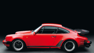 Porsche 930 HD Background
