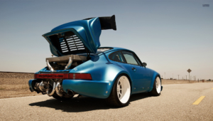 Porsche 930 Widescreen