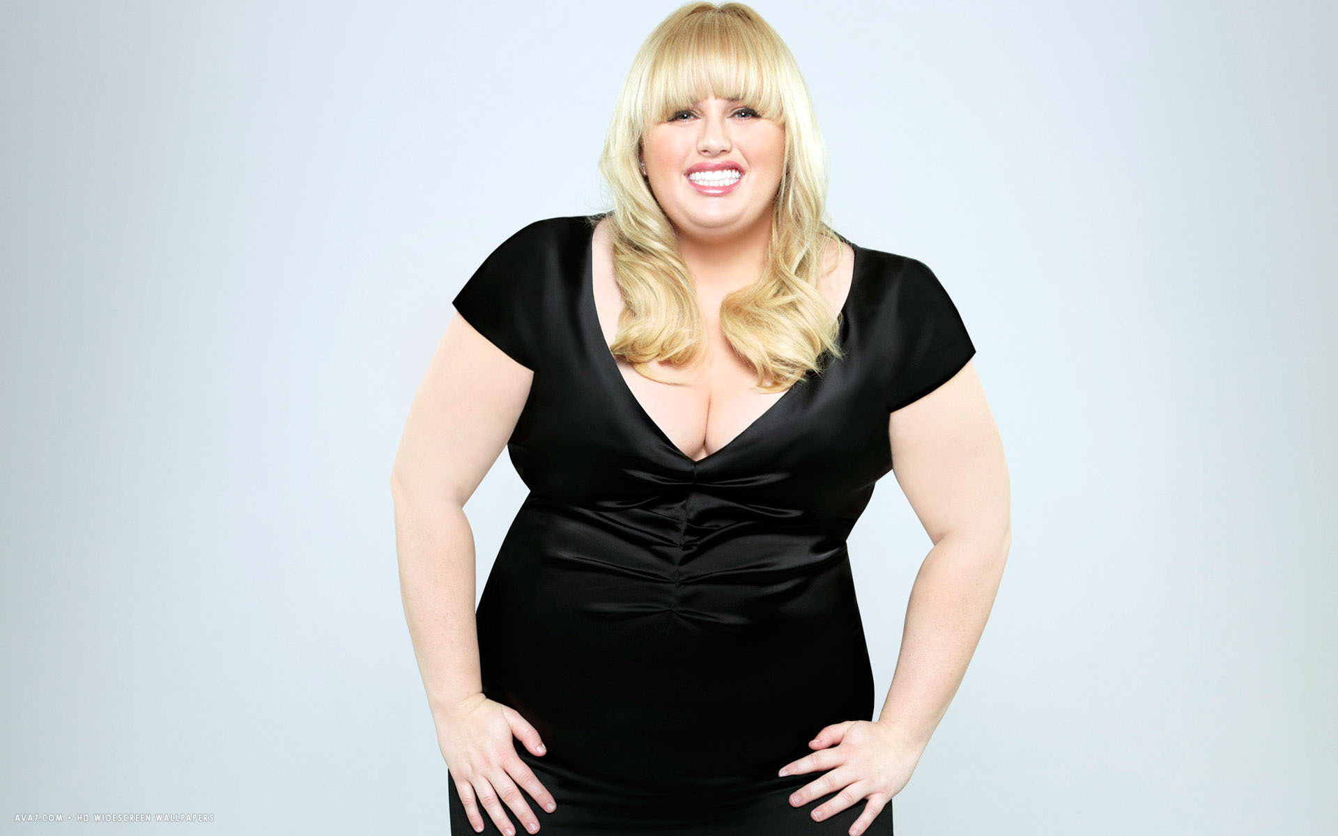 Rebel Wilson HD Background
