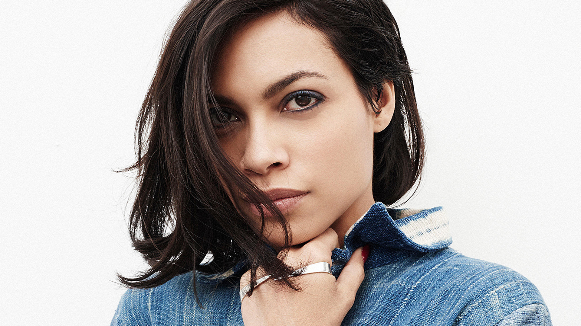 Rosario Dawson For Desktop Background