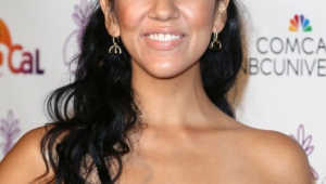 Stephanie Beatriz Iphone HD Wallpaper