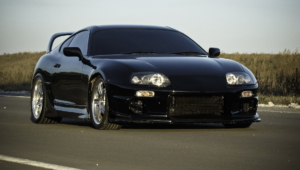 Toyota Supra HD Wallpaper