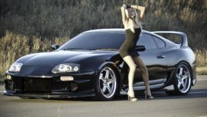 Toyota Supra High Quality Wallpapers