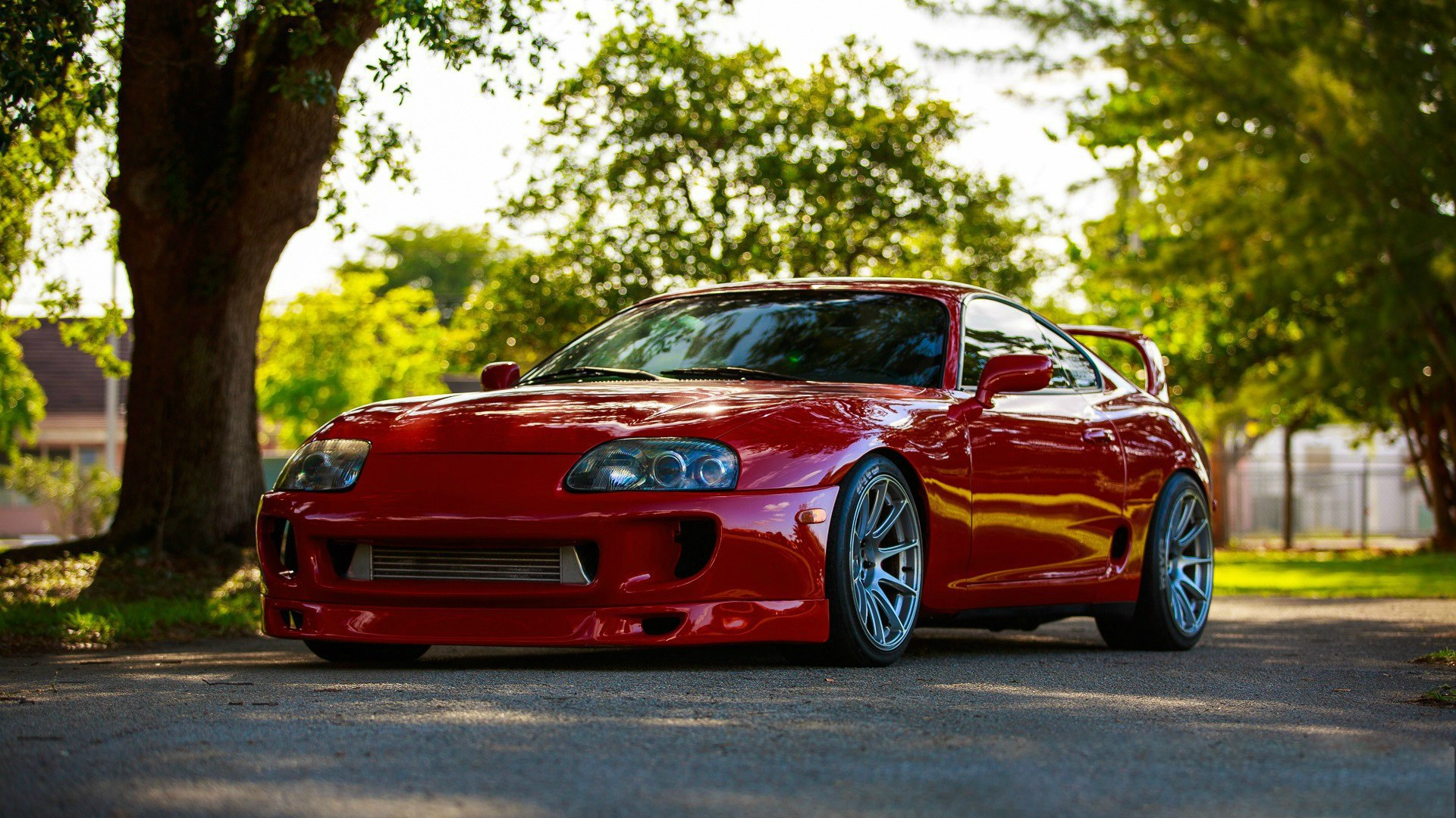 Toyota Supra Wallpapers Images Photos Pictures Backgrounds