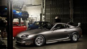 Toyota Supra Pictures