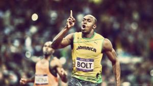 Usain Bolt Desktop Wallpaper