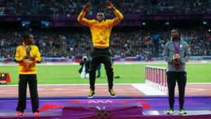 Usain Bolt HD Background