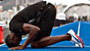 Usain Bolt Widescreen