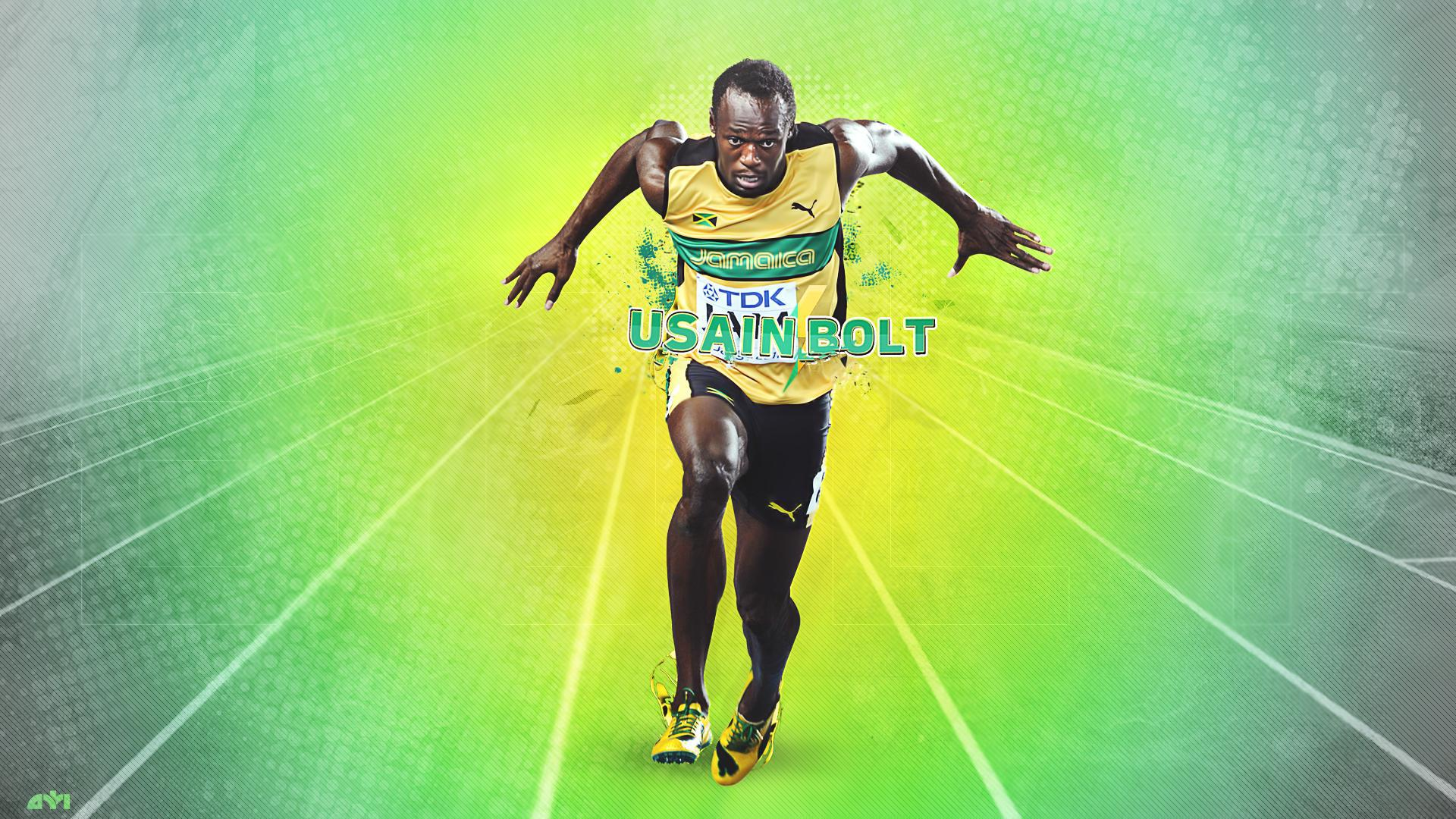 Usain Bolt Wallpaper Hd 2018