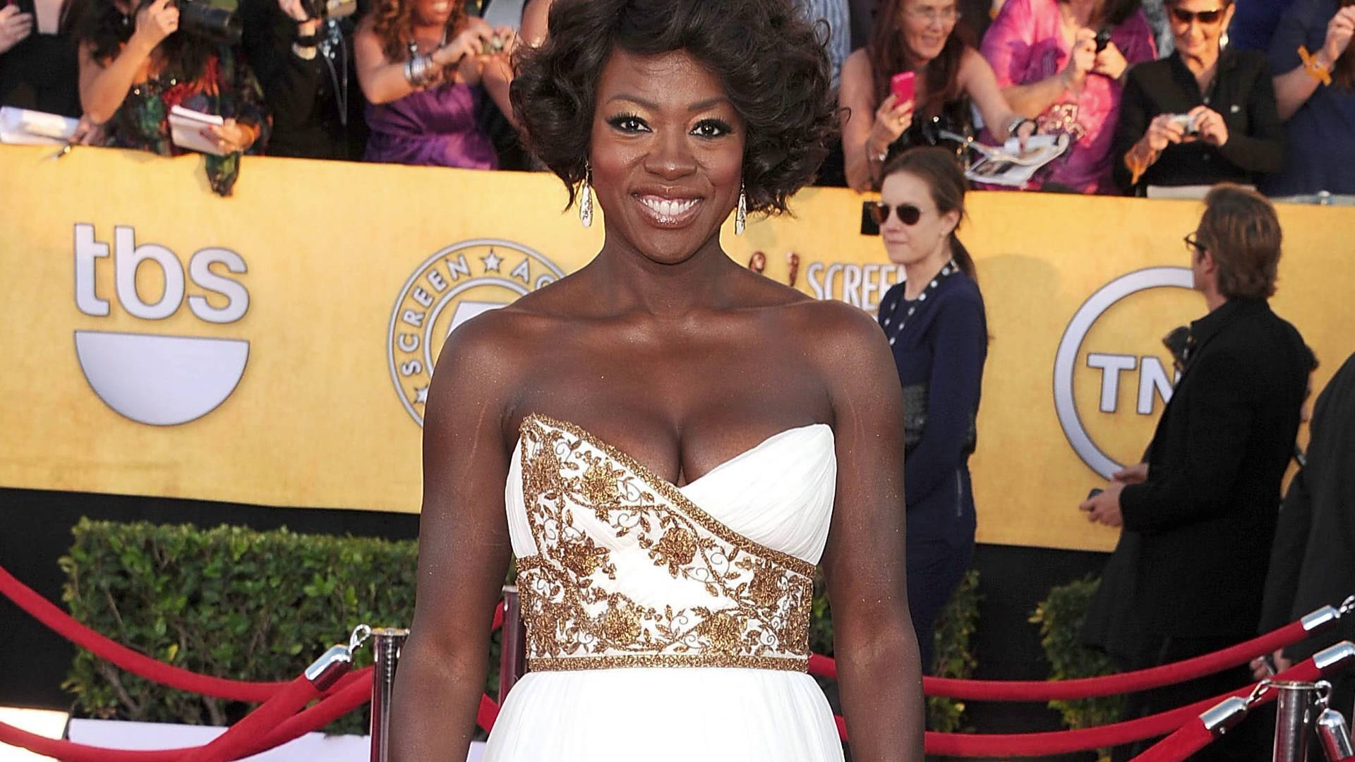 Viola Davis Background