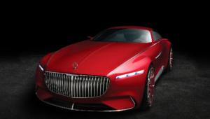 Vision Mercedes Maybach 6 Wallpapers HD